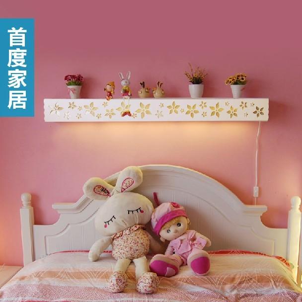 2米卧室壁灯现代简约欧式客厅床头灯