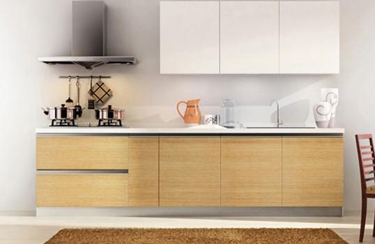大气简约风 10款现代厨房装修效果图(全文)